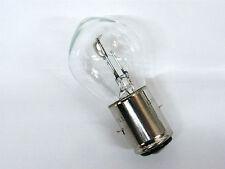 Glühlampe 12 V Volt 25/25 W Watt Sockel BA20d Lampe Glühbirne Birne Roller Mofa
