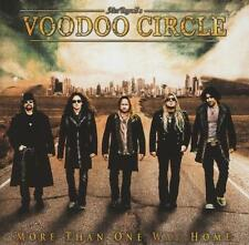 Voodoo  Circle   more than one home   CD   2013