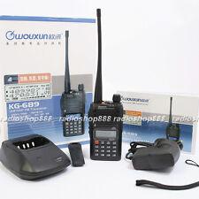 WOUXUN KG-689 VHF With FM RADIO ANI