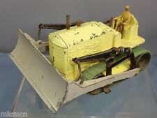 DINKY SUPERTOYS modello N. 961 vibrofinitrice Knox Bulldozer (Versione gialla)