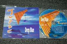 TUPAC * DEEP BLUE * PANPIPES * INSTRUMENTAL * CD ALBUM