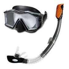 INTEX Schnorchelset Explorer Pro Tauchmaske Taucherbrille + Schnorchel