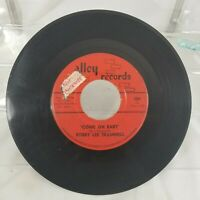 Bobby Lee Trammell 45 Come on Baby and I Tried Not to Cry 1962 Rockabilly Vinyl