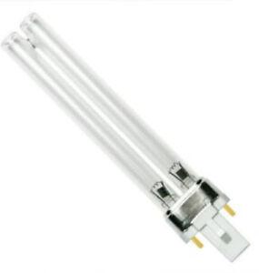 9W 9 watt UV 110V (UVC) Bulb for Alpine Clarifier PLF2000U & PLUV2000