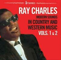LP-RAY CHARLES-MODERN SOUNDS IN COUNTRY & WESTERN NEW VINYL RECORD