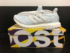 """ADIDAS ULTRABOOST CP9685 - """"PARLEY"""" - CLEAR BLUE - SIZE 11"""