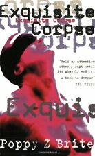 Exquisite Corpse By Poppy Z. Brite. 9781857994377