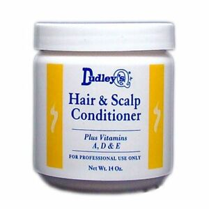 Dudley's Hair and Scalp Conditioner with Vitamins A, D & E 14oz