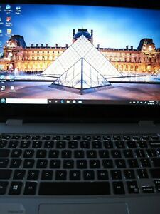 Ultrabook Dell Inspiron 13 7348 ( 2 in 1 ) Touchscreen Win 10 plus all softwares