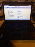 Lenovo Thinkpad E440 i3-4000m 2.4 GHz 4 GB Ram 465 GB  No OS
