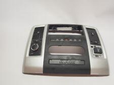 2009 -2013 DODGE RAM 1500 2500 3500 DASH RADIO CLIMATE CONTROL BEZEL TRIM