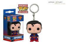 Pocket Pop Keychain DC Comics Superman FAST N FREE DELIVERY