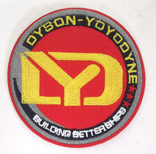 "Star Trek Dyson Yoyodyne Building Better Ships 3.5"" Embroidered Patch (STPAT-57)"