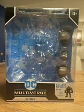 DC Multiverse Last Knight on Earth Bane BAF Head and Hands McFarlane Toys