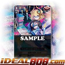 Cardfight Vanguard  x 4 Goddess of Success, Carpo - G-BT08/063EN - C Mint