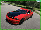 2006 Ford Mustang Vortech polished supercharger, Ford Racing 39 lb injections 2006 Ford Mustang Steeda Two owner car with only 16,928 miles