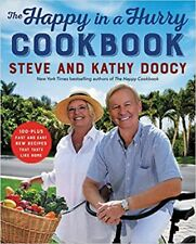The Happy in a Hurry Cookbook by Steve Doocy & Kathy Doocy (2020, Digital)