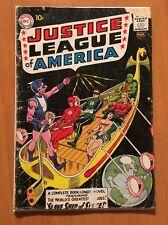 Justice League Of America 3 DC 1961 Silver Age Batman Superman Justice League 3