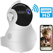1080P HD Wireless WIFI IP CCTV Camera Smart Home Security Indoor Night Vision US