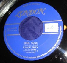 MB421 Rebel Walk Duane Eddy 45 RPM Record