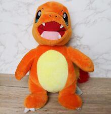 "Build-A-Bear Pokémon CHARMANDER 14"" Plush Soft Toy [2016] Pokemon (No Sound)"