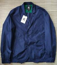 Paul Smith men's blue packable coach jacket size M