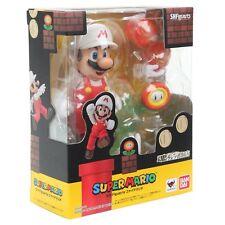 Super Mario Fire Mario Figuarts - Bandai