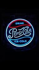 Official Pepsi Cola LED Style Light Zeon New in Box Soda