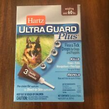 Hartz Ultra Guard Plus for Puppies and Dogs Weighing Over 60 Pounds 3 Months