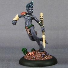Reaper Dark Heaven Legends 03140 Ollamiel Male Sea Elf Aquatic Elven Fighter D&D