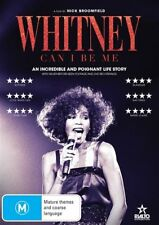 Whitney - Can I Be Me (DVD, 2017)