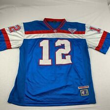 Delf American Football Team Embroidered Throwback Jersey Size XL EUC