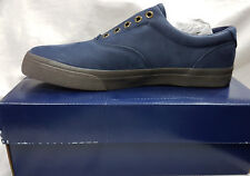 Ralph Lauren Mens Shoes Vito Navy Size 11 Agsbeagle