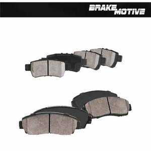 Front And Rear Ceramic Brake Pads For  Enclave Traverse Acadia Outlook