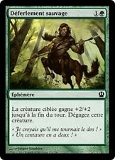 MTG Magic THS - (4x) Savage Surge/Déferlement sauvage, French/VF