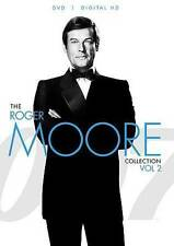 007: The Roger Moore Collection - Vol 2 (DVD, 2015)