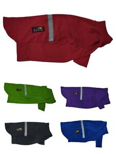 Pet Dog Sweater Jumper Warm Whippet Hi Vis Fleece Snood Coat/Jackets XS To XXL