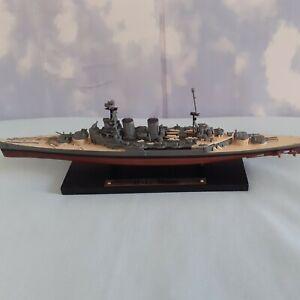 Atlas Editions WWII British Navy Warship HMS HOOD