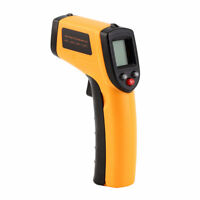 Portable Non-Contact LCD IR Laser Infrared Digital Temperature Thermometer Gun