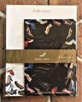 Letter Sheet Envelope Set High heels Pumps Elegant Fashion Stationery Japanese