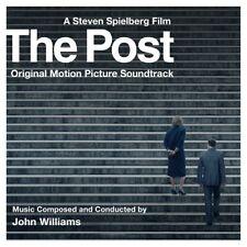 JOHN WILLIAMS - DIE VERLEGERIN (THE POST) - ORIGINAL SOUNDTRACK   CD NEUF