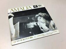 """Amalia Rodrigues 45 RPM """"Super"""" Vinyl """"Vou dar de Beber á Dor"""""""