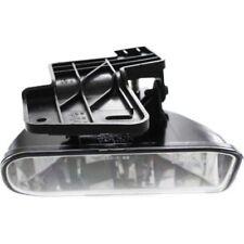 For Yukon 00-06, Passenger Side Fog Light, Clear Lens, Plastic Lens
