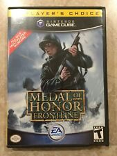 Medal of Honor Frontline ( Nintendo Gamecube ),Complete w/Case and Manual