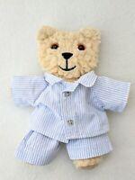 JANE HISSEY LITTLE BEAR SOFT TOY in Bedtime Pyjamas Plush Cuddly Teddy