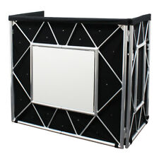 More details for equinox truss booth quad led starcloth system