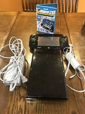 Nintendo Wii U 32GB Console - With Cords And Nintendo Land Game - No HDMI *read*