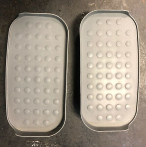 Life Fitness 95 XI Cross Trainer Pedal Covers (pair)