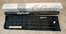 New listing Scott Centric Fly Rod • 5-weight, 9ft 4 piece rod • With warranty