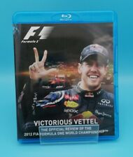 F1 Formula One Season Review 2012 Blu-Ray (Sebastian Vettel) 'Victorious Vettel'
